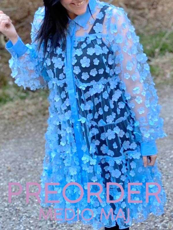 HUNKØN kjole set i X-faktor